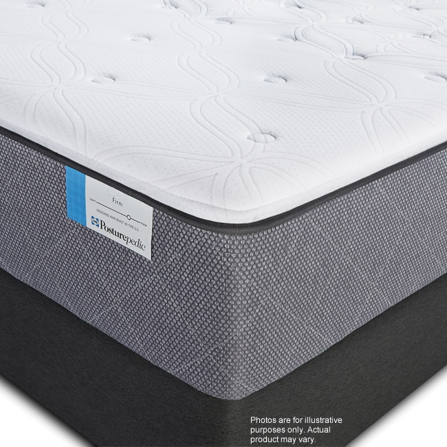 Morgantown Cushion Firm Mattress By Sealy Posturepedic